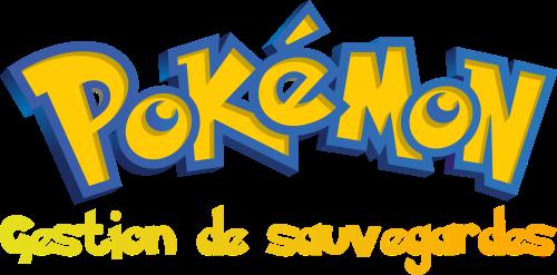Backup et édition des sauvegardes des jeux Pokémon: le tutoriel