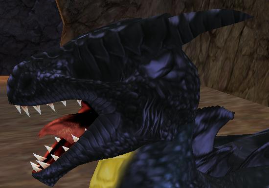 Dragon Head Shape Head Shape